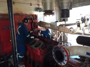 RK Engine Block 3