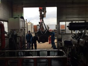 RK Engine Block 8